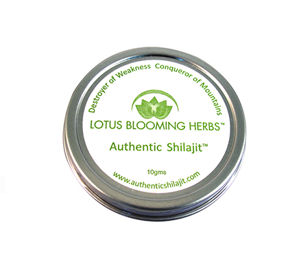 Lotus Blooming Herbs - Authentic Shilajit